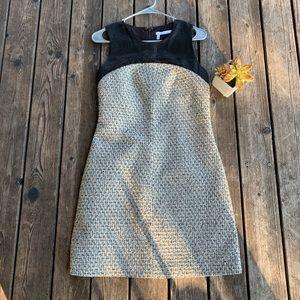 Derek Lam 10 Crosby Tweed Mini Dress